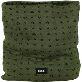 P.A.C. Snood Merino Loop Sjaal, arrow olive